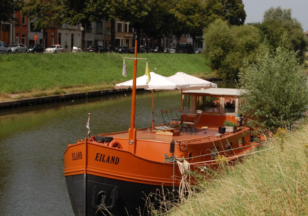 Luxe motor Eiland te Gent