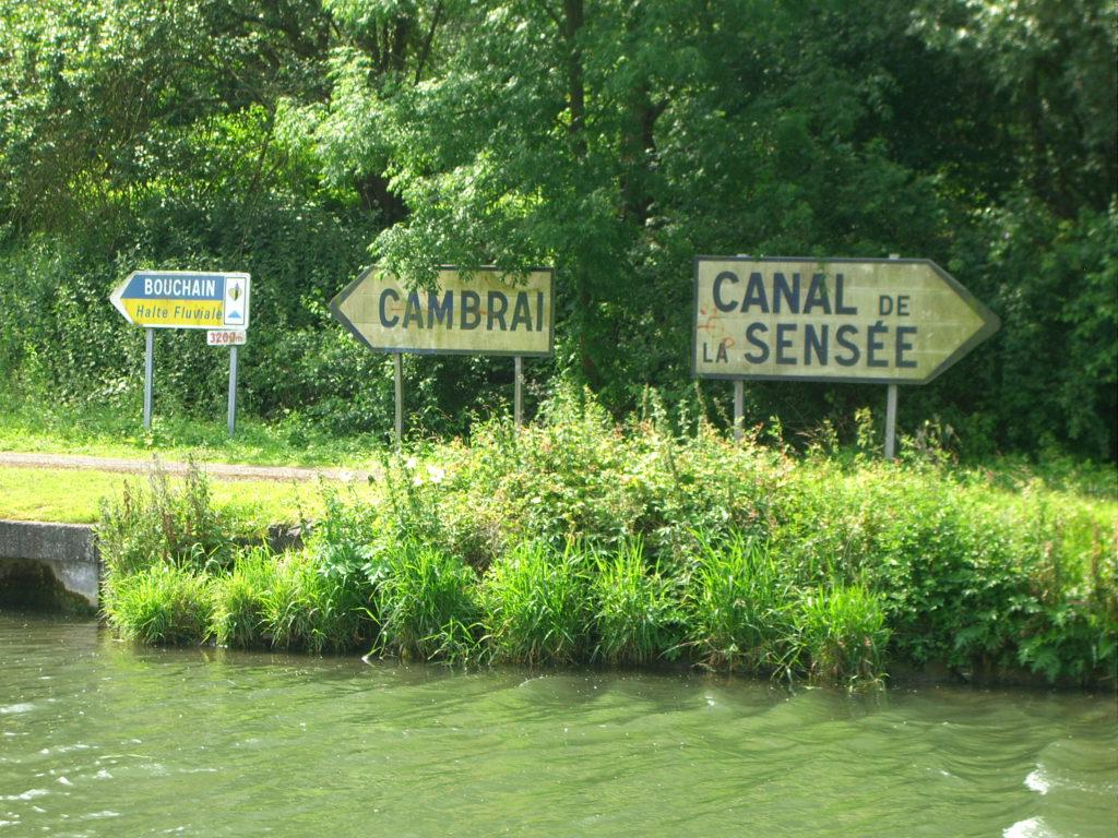 Canal de la Sensée