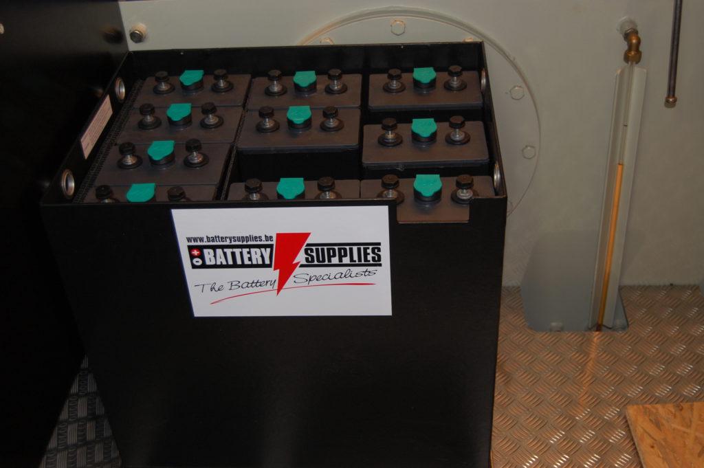 Tractiebatterijen luxe motor Eiland