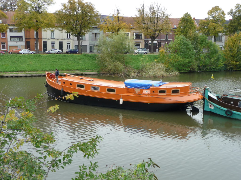 Transport schip